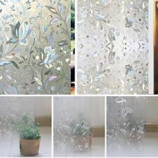 PVC Fensterfolie Sichtschutzfolie Milchglasfolie Static Klebefolie Fenster DE