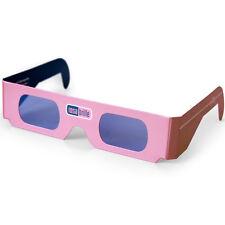 Effektbrille rosa – Herzbrille oder Sternbrille Hochzeit Silvester Valentinstag