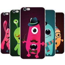 Funny Freak Hipster Trendy Monsters Hard Case Phone Cover for Apple Phones