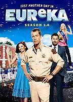 Eureka: Season 3.0 (DVD, 2009, 2-Disc Set) Syfy channel TV series NEW