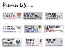 Official Football Club Street Sign - Latest Design