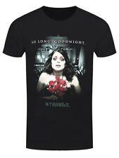 MCR T-shirt Return of Helena My Chemical Romance Men's Black