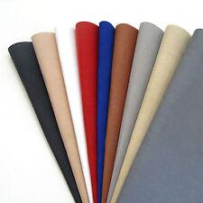 Amaretta in 9 versch. Farben 150 cm Breit Meterware Alcantara Microfaser