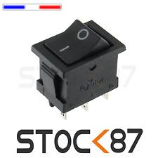 996G# interrupteur à bascule 6A 2 RT 2 positions  de 1 à 10 pcs  - KCD1