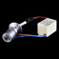 Hot 1x 1W Mini Spotlight LED Ceiling Lamp Recessed Downlight Cabinet Lighting