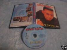 EL MAYIMBE ANTONY SANTOS DVD EN VIVO