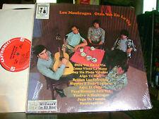MINT- MEX ROCK ROLL LP~LOS  NAUFRAGOS~OTRA VEZ/YO EN MI CASA ELLA EN EL BAR~HEAR