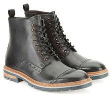 Clarks  Mens ** DARGO RISE ** Smart Black Leather **  UK 7,8,9,9.5,11 G