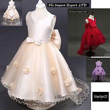 Vestito Cerimonia Elegante Feste Natale Party Girl Christmas Dress CDR045