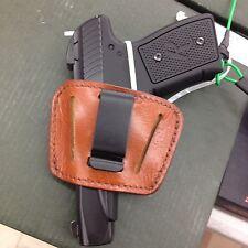 Leather Concealment Gun Holster for REMINGTON R51  (#036)