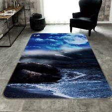 3D Bleu Sky 0020 Étage Antidérapant Natte Élégant Tapis FR Tiffany