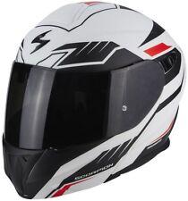 SCORPION exo-920 Shuttle casco plegable Casco para motocicleta con parasol