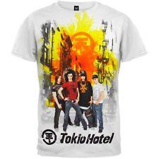 Tokio Hotel - Burning Soft Adult Mens T-Shirt
