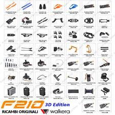 Ricambi DRONE WALKERA F210 3D eliche batteria camera motori ESC