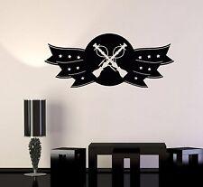 Vinyl Wall Decal Hookah Lounge Shisha Bar Smoke Stickers Mural (497ig)