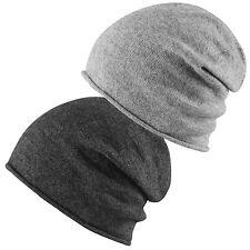 MSTRDS CASHMERE SLOUCH BEANIE Master Dis Kaschmir Viskose Winter Ski Mütze Hat