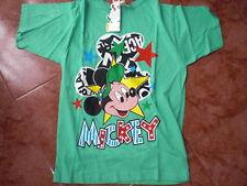 AUTENTICA camiseta MICKEY MOUSE Talla 14 MASSANA NUEVA hombre niño REF. 1-29