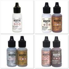 Tim Holtz Ranger Alcohol Ink Mixatives You Choose