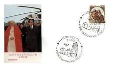 Italia 1983 Jan Pawel II papież John Paul Pope Papa Papst Giovani Paolo (83/8)