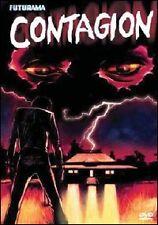 Dvd **CONTAGION** di Karl Zwicky nuovo sigillato 1987