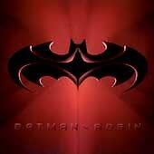 Batman & Robin - Original Motion Picture Soundtrack - UK CD album 1997