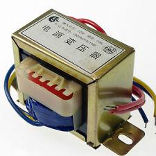 20W EI Ferrite Core Input 220V Vertical Electric Power Monophase Transformer