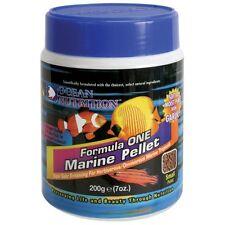 Ocean Nutrition Formula One Marine Pellets Small Pellet 100g 200g