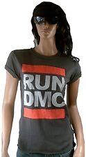 GENIAL Amplified RUN DMC LOGO RAP HIP-HOP 80'er GP Retro Vintage Camiseta G.L