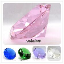 Diamante de cristal de dekodiamant vaso de cristal ø120 mm