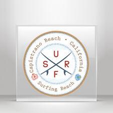 Stickers Sticker travel Surf El Salvador La libertad beach A19 3ZZ89