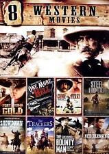 8-Movie Western Pack, Vol. 5 (DVD, 2013, 2-Disc Set)