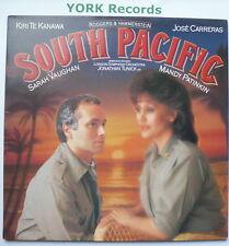 SOUTH PACIFIC - Te Kanawa / Carreras - Excellent Con LP Record CBS / FM SM 42205