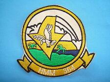 VIETNAM WAR  PATCH, US MARINE HMM-364