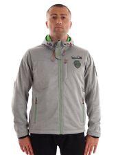 CMP giacca funzionale MORBIDA giacca cappuccio Grigio anti-vento WP 7000