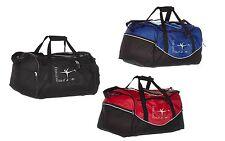 """Ju-Sports Tasche """"Team"""" mit Eiskunstlauf Aufdruck, Sporttasche, Sport-Tasche"""