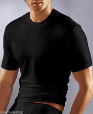 "Mey - Herren Olympia Shirt ""Dry Cotton""  schwarz  Halbarm  (Unterhemd)"