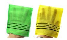 [Italy Towel] Korean Exfoliating Bath Washcloth Body Scrub Shower Towel Globe