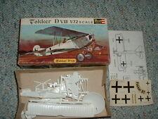 Revell 1/72 HO Fokker D VII old UK kit