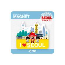 Travel Landmark Seoul Korea Fridge Magnet Refrigerator Magnets Memo Holder Gift