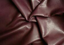 FINEST COWHIDE BARKERS HIDE & LEATHER SKIN N140 WINE. 1.2mm