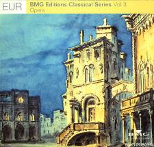 Opera - BMG Editions - Classical Series Volume 3 - music cd