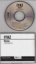 Iyaz - Solo - Rare Radio Promotional CD Single - 1216