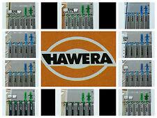 Hawera Stichsägeblätter Bosch Makita AEG für Holz Laminat Metall Alu 5er Pack