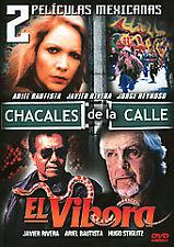 2 Peliculas Mexicanas: Chacales de La Ca DVD