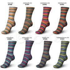 100g ❗ANGEBOT❗ Regia 4-Fach ▶ Tweed Color ◀ Sockenwolle Schachenmayr Wolle