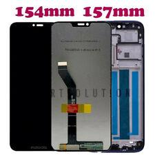 Motorola Moto G7 Power XT1955 LCD Display Digitizer Touch Screen Glass Assembly