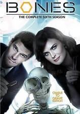 Bones TV Series Complete Season 6 DVD BRAND NEW! FREE SHIPPING