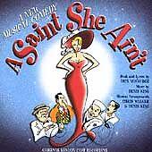 CD ALBUM Soundtrack - A Saint She Ain't