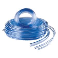Meterware Klarer PVC Schlauch, Lebensmittelechter Luftschlauch Ø 4 bis 25mm