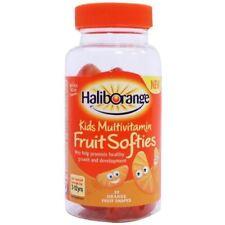 Haliborange Kids Multivitamin Orange Softies 1 2 3 6 12 Packs